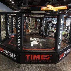 Lồng đấu boxing fitstudio